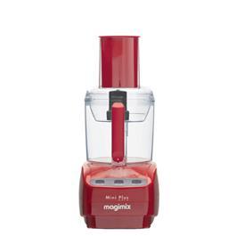 afbeelding Magimix foodprocessor Mini Plus 18253EB (rood)