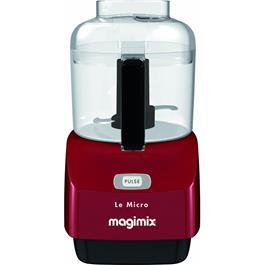 afbeelding Magimix hakmolen Le Micro 18114NL (rood)