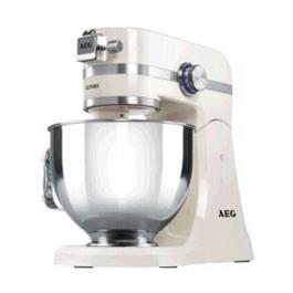 afbeelding AEG keukenmachine KM4100 KEUKENM PEARL METALLIC