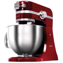 afbeelding AEG keukenmachine KM4000 KEUKENM ROOD