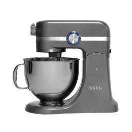 afbeelding AEG keukenmachine Ultramix KM4700 ZILVER